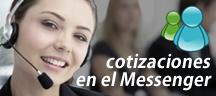 Cotizacion por Messenger